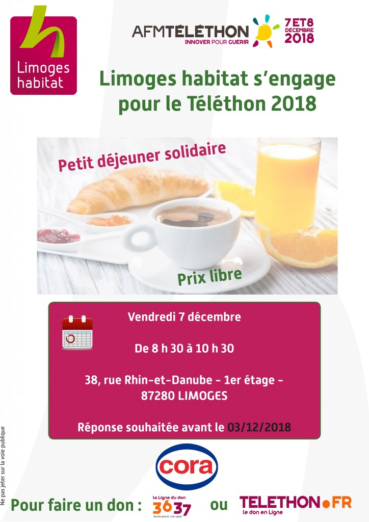 Invitation-telethon