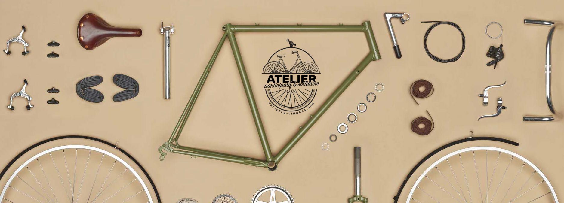 ATELIER PARTICIPATIF  Véli-Vélo à Beaubreuil !